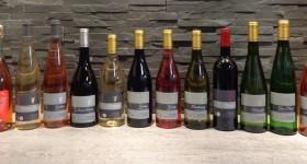 Nouveau logo pour nos vins 2015 du domaine Grandjouan